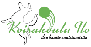 Koirakoulu Ilon logo.
